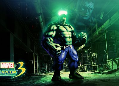 video games, Marvel vs Capcom, artwork, Bosslogic, Marvel vs Capcom 3 - related desktop wallpaper