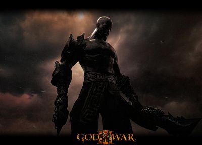 video games, Kratos, God of War - related desktop wallpaper