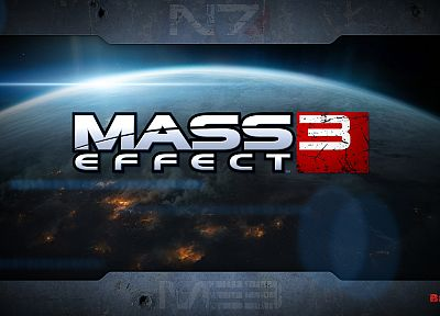 Mass Effect 3 - random desktop wallpaper