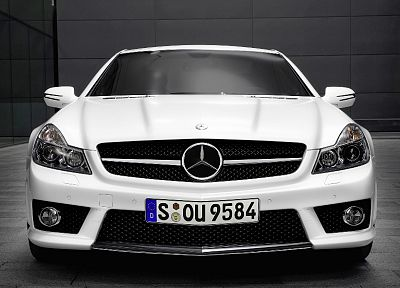 cars, chrome, vehicles, Mercedes SL65 AMG Black Series, Mercedes-Benz - random desktop wallpaper