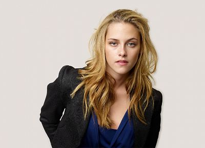 blondes, women, Kristen Stewart, actress, celebrity - desktop wallpaper
