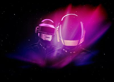 Daft Punk - popular desktop wallpaper