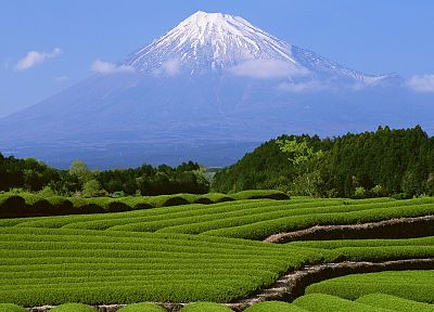 mountains, landscapes, Mount Fuji - random desktop wallpaper