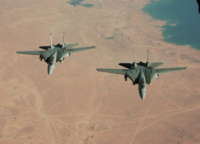 aircraft, military, navy, F-14 Tomcat - desktop wallpaper
