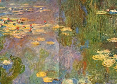 Claude Monet - random desktop wallpaper