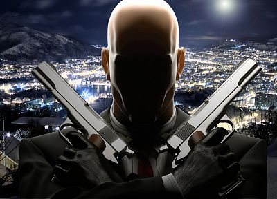 Hitman, Agent 47 - random desktop wallpaper