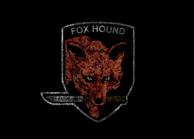 video games, mgs, Metal Gear Solid, Fox Hound - desktop wallpaper