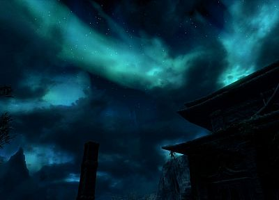 screenshots, Xbox 360, The Elder Scrolls V: Skyrim - random desktop wallpaper