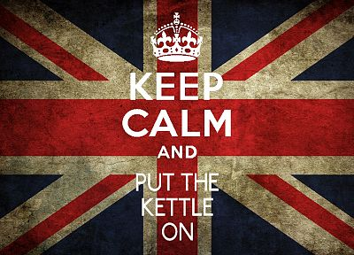 flags, United Kingdom, Keep Calm and - random desktop wallpaper