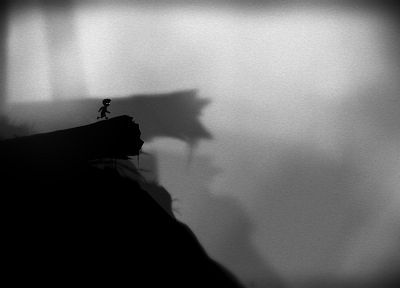 Xbox, screenshots, grayscale, Limbo, monochrome - related desktop wallpaper