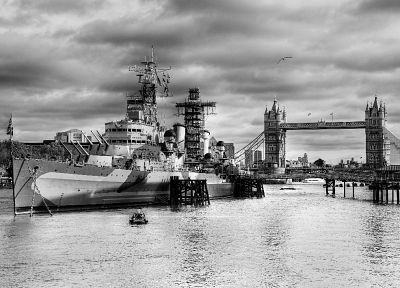 old, ships, London - random desktop wallpaper