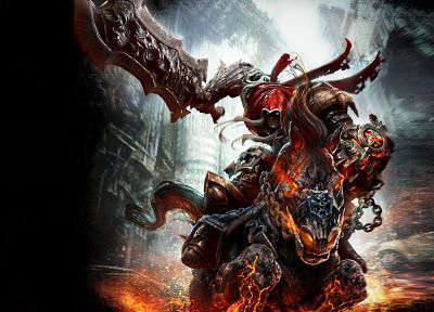 Darksiders - related desktop wallpaper