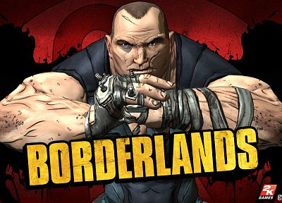 video games, Borderlands - random desktop wallpaper
