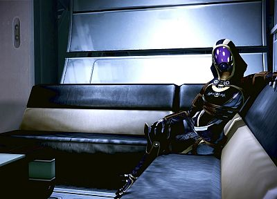 Mass Effect, Tali Zorah nar Rayya - desktop wallpaper