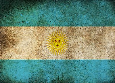 grunge, Argentina, flags - related desktop wallpaper