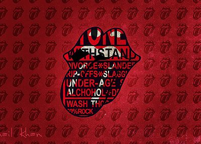 music, Rolling Stones, tongue, The Rolling Stones, Rock Band - desktop wallpaper