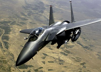 aircraft, military, F-15 Eagle - related desktop wallpaper