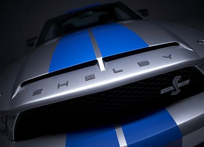 Ford Mustang Shelby GT500 - random desktop wallpaper