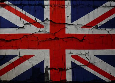 England, Britain, flags, Union Jack - random desktop wallpaper