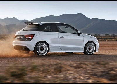 cars, vehicles, Audi A1, Quattro - desktop wallpaper