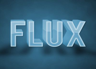 blue, text, Flux, light blue - related desktop wallpaper