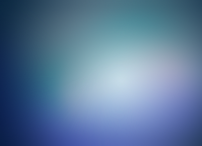 blue, minimalistic, blurry, gaussian blur - desktop wallpaper