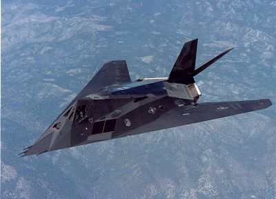 Lockheed F-117 Nighthawk - random desktop wallpaper