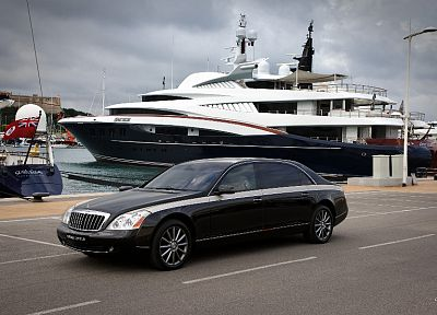 cars, ships, boats, vehicles, Maybach - random desktop wallpaper