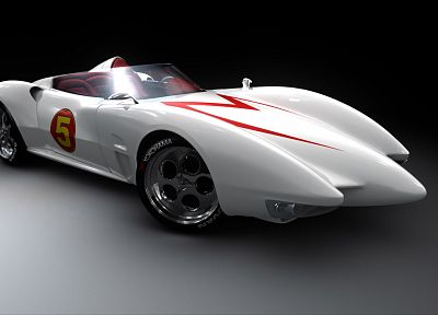 cars, Yokohama, Speed Racer, vehicles, Mach 5 - random desktop wallpaper