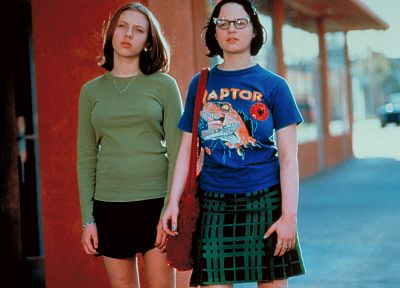 Scarlett Johansson, Thora Birch, Ghost World - random desktop wallpaper