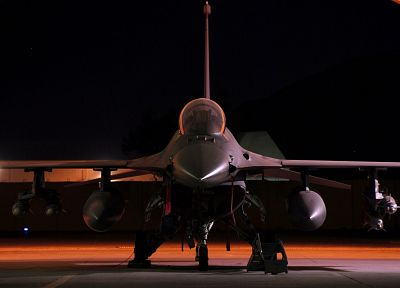 aircraft, F-16 Fighting Falcon - related desktop wallpaper