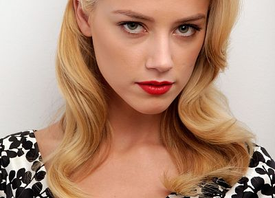 women, Amber Heard - random desktop wallpaper