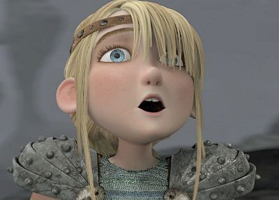movies, How to Train Your Dragon, astrid - random desktop wallpaper
