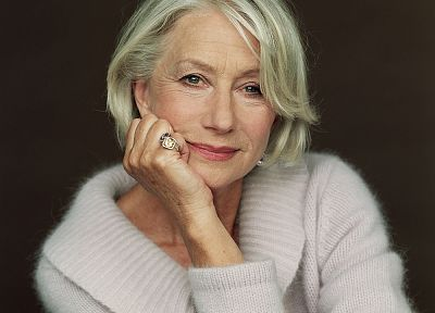 Helen Mirren - random desktop wallpaper