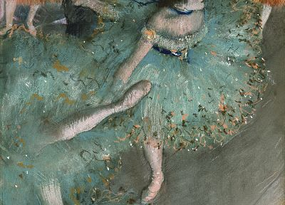 paintings, dancers, Edgar Degas - random desktop wallpaper