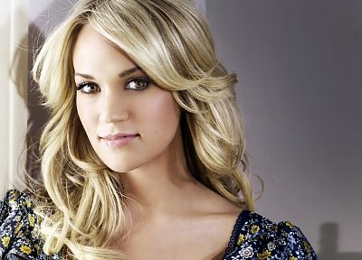 blondes, women, Carrie Underwood - related desktop wallpaper