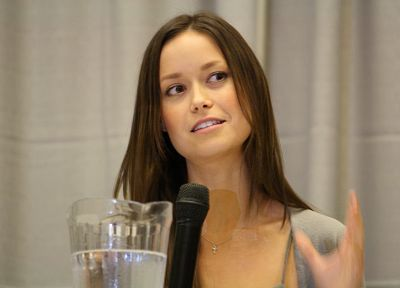 Summer Glau - random desktop wallpaper