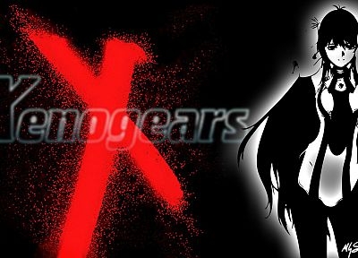 video games, RPG, Xenogears, anime, Elhaym Van Houten, Elly, anime girls - related desktop wallpaper