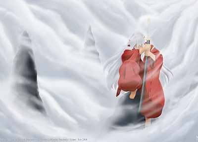 Inuyasha - random desktop wallpaper
