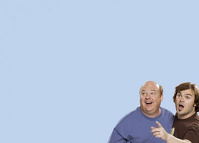 Tenacious D, Jack Black, Kyle Gass - desktop wallpaper