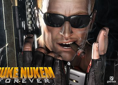 video games, Duke Nukem, Duke Nukem Forever - random desktop wallpaper