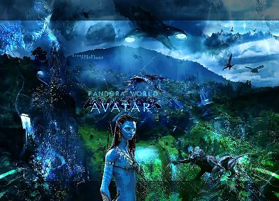 Avatar - random desktop wallpaper