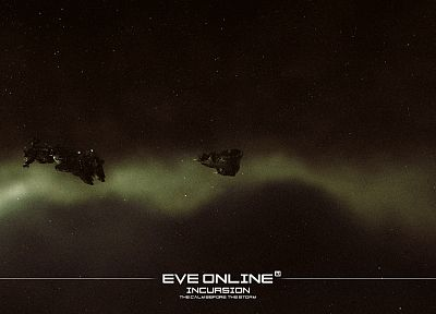 outer space, EVE Online, spaceships, vehicles, battleships - related desktop wallpaper