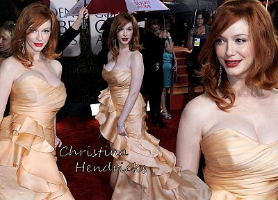 Christina Hendricks - random desktop wallpaper