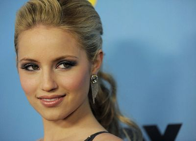 TV, Glee, Dianna Agron - random desktop wallpaper