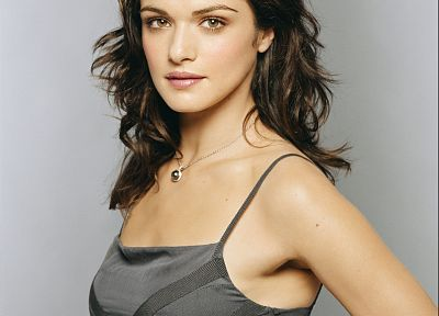 brunettes, women, actress, Rachel Weisz - desktop wallpaper