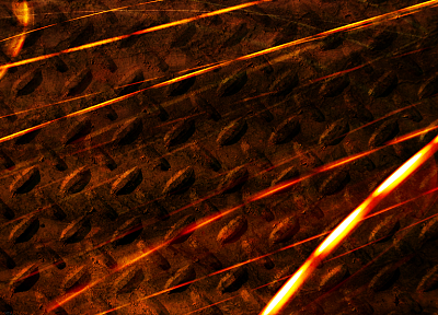 metal, sparks - random desktop wallpaper