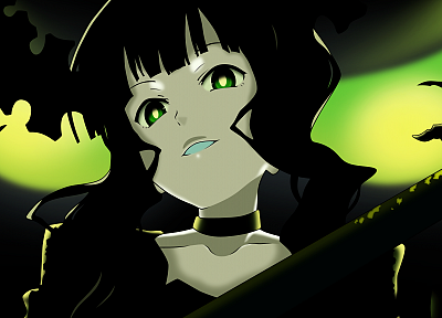 Black Rock Shooter, Dead Master - random desktop wallpaper