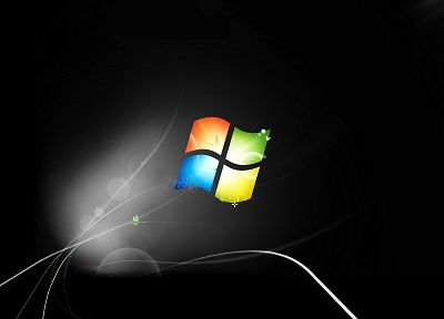 Microsoft Windows, logos - random desktop wallpaper