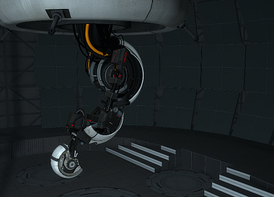 GLaDOS, Portal 2 - random desktop wallpaper